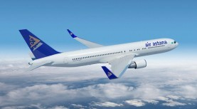 Air Astana Улаанбаатар, Лондон хотуудыг холбоно