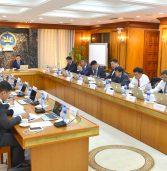 Монгол Улсын Засгийн газрын ээлжит, 2017 оны анхны хуралдаан 2017 оны 01 дүгээр сарын 04-нд болж дараахь асуудлуудыг шийдвэрлэлээ
