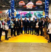 Япон улсын Токио хотноо зохион байгуулагдаж буй JATA 2018 олон улсын аялал жуулчлалын үзэсгэлэн
