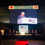 JATA 2018 олон улсын аялал жуулчлалын үзэсгэлэнгийн нээлтийн үйл ажиллагаа