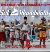 www.VisitUlaanbaatar.mn Улаанбаатар хотыг сурталчлах албан ёсны цахим хуудсыг танилцуулж байна.