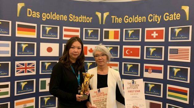 """Олон улсын """"Golden City Gate 2019 award"""" уралдаанд """"Welcome to Mongolia"""" уран бүтээл тэргүүн байр эзэллээ"""