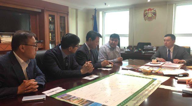 БНСУ-ын Соннам хотын төлөөлөгчидтэй уулзалт хийлээ