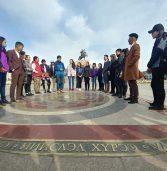 Дэлхийн аялал жуулчлалын өдрийг тохиолдуулан хотын аялал зохион байгууллаа
