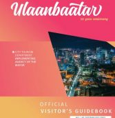 Ulaanbaatar official visitor's guidebook 2019